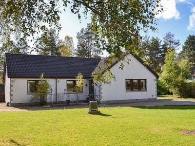 Photo for 4 bedroom accommodation in Nethy Bridge, near Aviemore