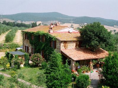 Photo for Beautiful  villa for 4 people with pool, TV and pets allowed