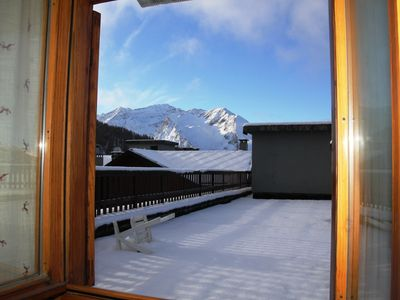 Photo for 1BR Apartment Vacation Rental in Sestriere, Piemonte