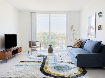 Photo for Sonder | Grove 27 | Welcoming 2BR + Balcony