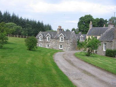 Photo for Charming detached cottage in The Cairngorm National Park on the Glenlivet Estate