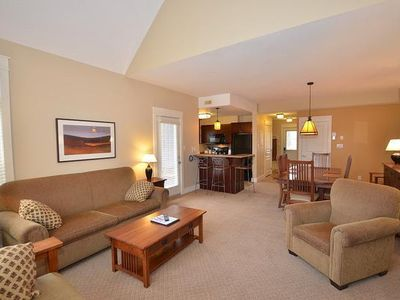 Photo for 3 Bedroom Mountain Side Condo near Ski Hill - 7341 | Blue Mountain Lodges