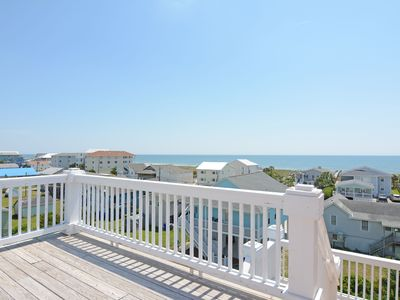 Photo for Sweet Carolina–Spacious and comfortable duplex with great ocean & sound views