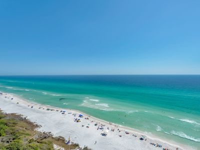 Photo for SIMPLY GORGEOUS!! COMPLETELY UPDATED GULFFRONT CONDO WITH COMPLIMENTARY BEACH CHAIRS