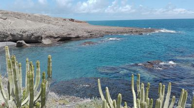 Photo for LA CALETA DE ARICO, IN THE SOUTH OF TENERIFE, COASTAL AREA.