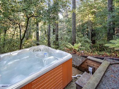 Photo for Poet's Corner ~  Spa, Dog Friendly, Serene Getaway! Relax and Retreat.