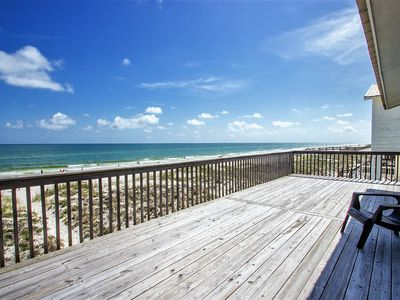 Photo for BEACHFRONT 5BR Home and close to the heart of GS!