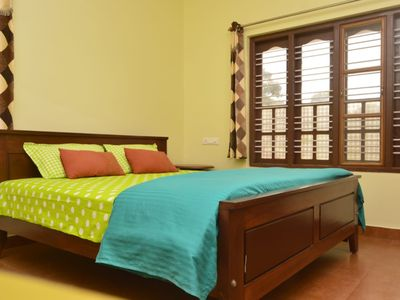 Photo for 1-BR homestay in Puttamuthu    BEDROOM C