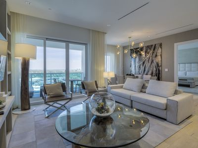 Photo for **Luxurious! 5* 2/2.5 Bdrm Beach Front Condo-Hotel in South Beach Penthouse 1621