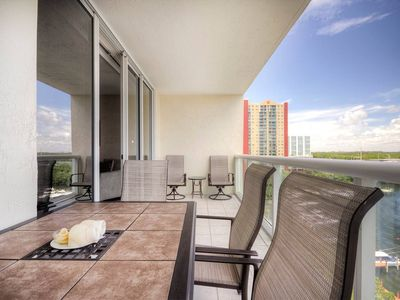 Photo for Le Golden Bay 1004 - Condo 4 people, Sunny Isles