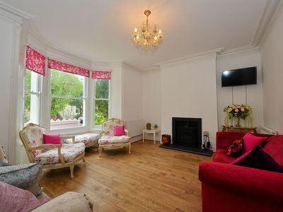 Photo for The Pink Door - a house that sleeps 7 guests  in 4 bedrooms