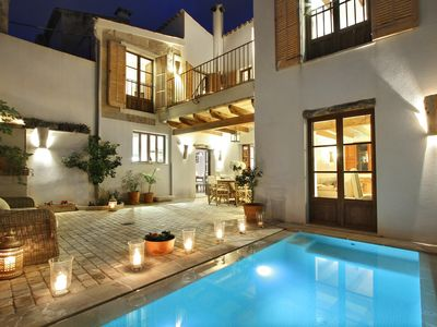 Photo for Stylish And Beautifully Renovated Townhouse In The Heart Of Pollensa Old Town
