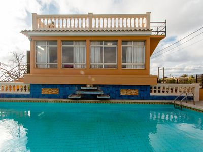 Photo for AQV03- Villa for 12 with pool !!