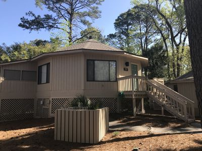 Photo for 41 Night Heron, Newly Updated, 2 bed, 2 bath with Screened Porch - Quiet Oasis