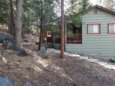 Photo for 2BR Cabin Vacation Rental in Angelus Oaks, California