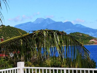 Photo for BEAUTIFUL VIEW ON THE BAIE DES SAINTES