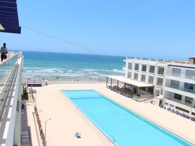 Photo for Apartment panoramic view Adan beach 4