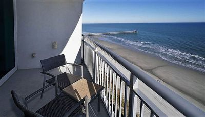 Photo for In the Heart of it All, Downtown Myrtle Beach, Spacious Direct Oceanfront 2bd