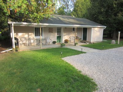Photo for NEW! - IRONTON COTTAGE - Two Bedroom Home - Great Location