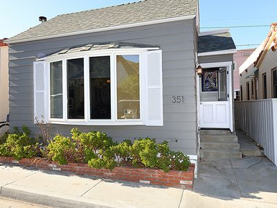 Photo for Beautiful Restored Home, 2.5 Blocks from Downtown, WIFI, BBQ - 351 Descanso