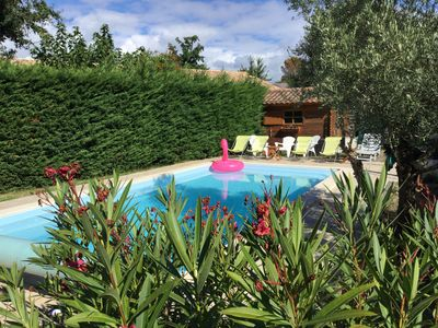 Photo for Bassin d'Arcachon House with heated pool