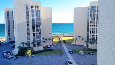 Short Walk to Beach Access from Building 3!