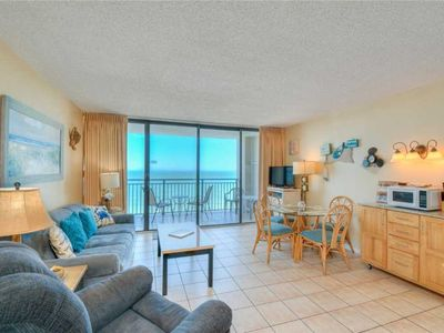 Photo for Recently Updated! Spacious Living Area! DIRECT OCEAN FRONT VIEW!!