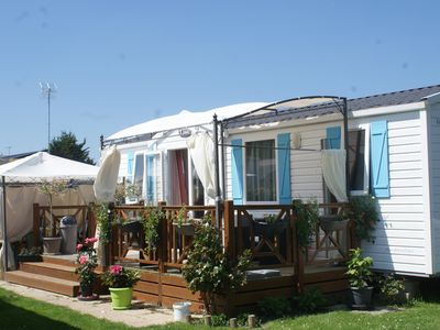 Photo for NICE MOBIL-HOME IN LOWER NORMANDY