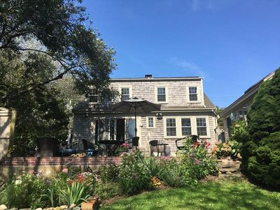 Located in the heart of Chatham's Old Village with beautiful marsh view.