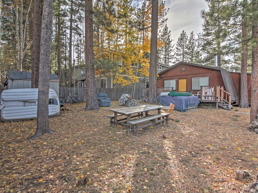 2br south lake tahoe cabin w alpine views south lake for Rent a cabin in lake tahoe ca