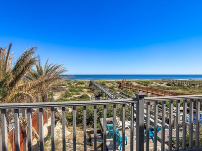 Beautiful home on the beach! Listing is entire home. Book Spring Break Today!!!