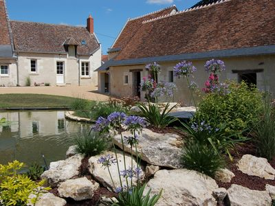 Photo for New! 4 * cottage, Jacuzzi & Sauna, Castles of the Loire