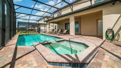 Photo for How to Rent Your Own Private Luxury Holiday Villa with Private Pool on Windsor At Westside Resort, Orlando Villa 1730