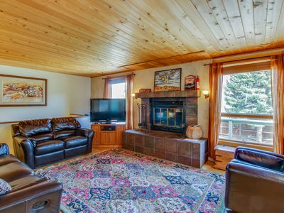 Photo for Beautiful, dog-friendly home w/ large private hot tub - minutes from Durango!