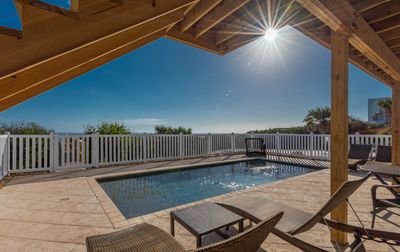 Photo for New Oceanfront, Luxury, Private Pool and Boardwalk, Great Views