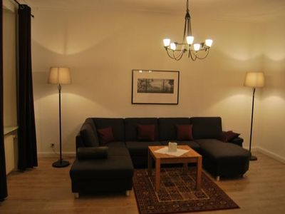 Photo for Apartment Bad Sachsa for 2 - 5 people with 2 rooms - Apartment in Villa
