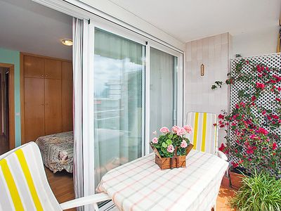 Photo for Apartment APARTAMENT MAROLA in Sant Andreu de Llavaneres - 4 persons, 2 bedrooms