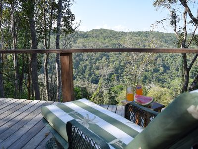 Photo for Luxury Jungle Lodge with Spectacular Views.