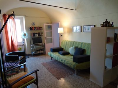 Photo for Charming apartment in Sanremo city centre