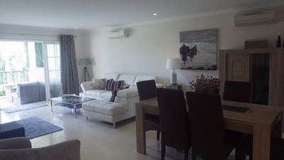Photo for Exclusive Palmyra development, Vila Sol, 3 Bed 3 Bathroom Ground Floor Apartment