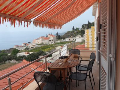 Photo for Apartment near the city of Dubrovnik with a beautiful view