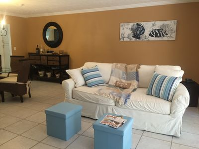 Photo for 2BR Townhome Vacation Rental in Hutchinson Island, Florida