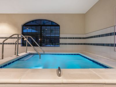 Photo for Free Breakfast Buffet Included. Pool, Hot Tub, & Gym Access!