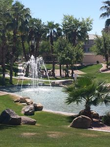Photo for Nice 1 Bedroom 1st Floor Condo in Great Location Near ASU, Zoo, Scottsdale, Phx