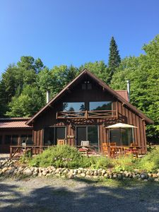 Photo for Family Friendly Adirondack Home Near Big Moose Lake.