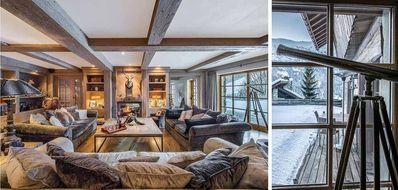 Photo for Chalet d'Hadrien - Luxury chalet with pool