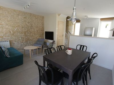 Photo for Renovated house 2018 at 120m from the beach; rental by the week on Saturday.
