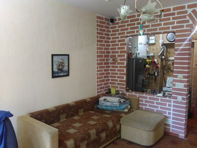 Photo for 1BR Apartment Vacation Rental in Chi?in?u, Chi?in?u