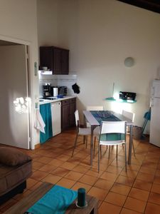 Photo for GITES VOLCAN 2 cottages at the foot of the sufferer PROMO MAY / JUNE 35 € per night