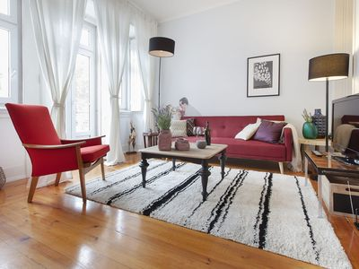 Photo for Dom Carlos I - Two Bedroom Apartment, Sleeps 6